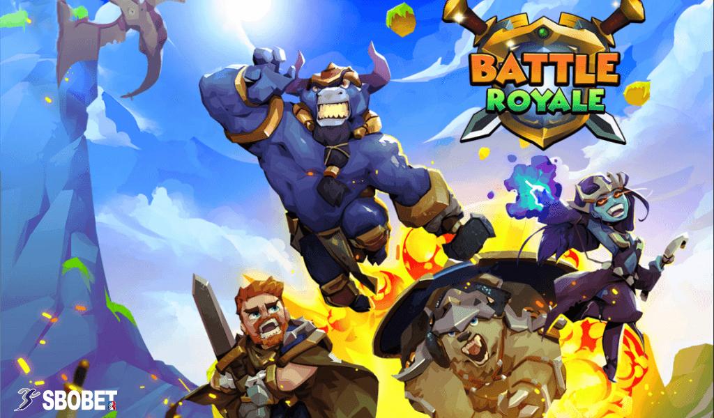 แนะนำเกม BATTLE ROYALE เกมต้อสู้สุดมันส์ แนวแฟนตาซี